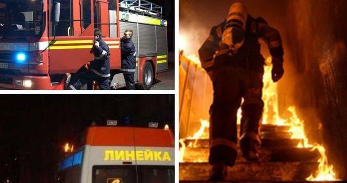 Колаж ПикПожар вдигна на крак над 20 семейства, които живеят