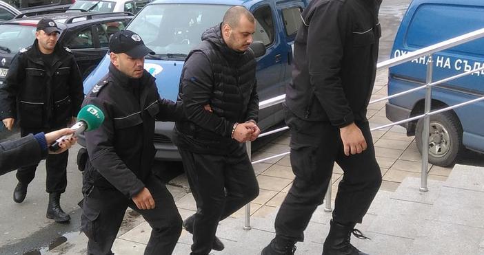 Кадър Дарик37-годишен бургазлия е задържан за пожара в блок 1