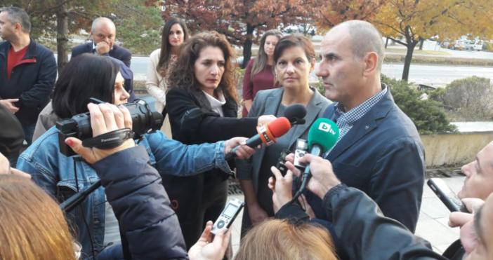 Снимка: ПП ГЕРБПраво на опозицията е да предизвика вот на