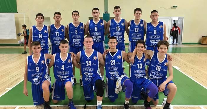 Варненският баскетболен клуб Черно море Тича започнас победи в две