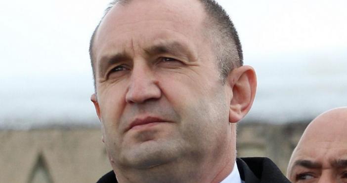 """Президентът Румен Радев призова властта да запази """"радиомълчание"""" по темата"""