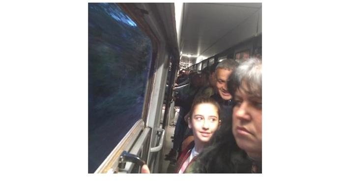 БДЖ успя да натъпче 387 пътници във влак със 195