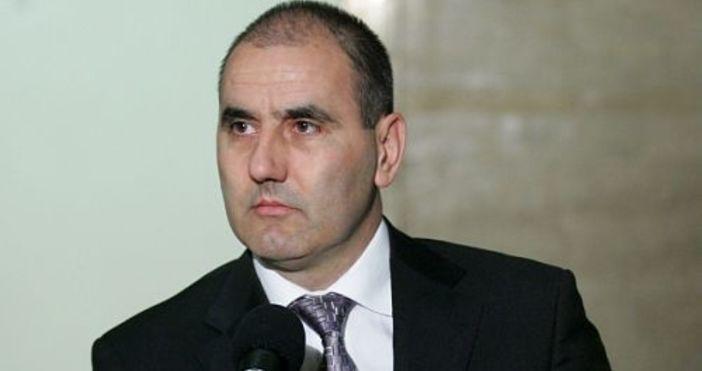 Снимка: БулфотоЛидерът на депутатите от ГЕРБ Цветан Цветанов намекна, че