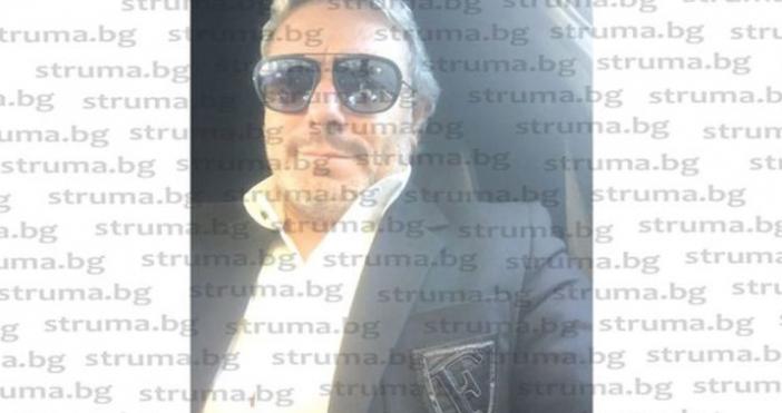 СнимкаStruma.bgБившият благоевградски митничар Методи Митовски, който стана първият българин, осъдил