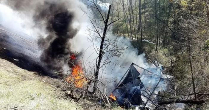 Тежка катастрофа между ТИР и автовоз в Bedford County щата