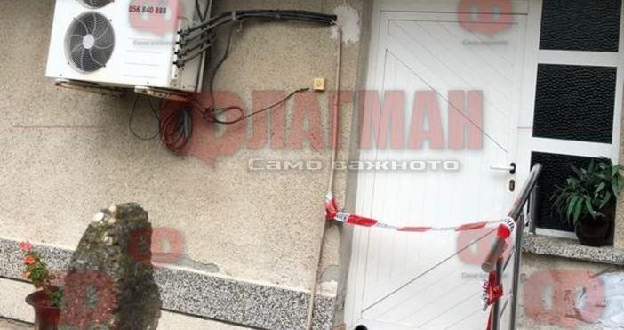 Снимка флагман.бгОД на МВР-Бургас току-що разпространи сводка за бруталното убийство