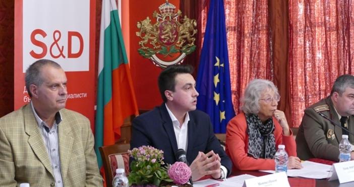 "Под потронажа на евродепутата в Силистра се проведе Форум ""Образованието"