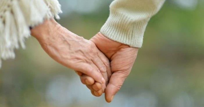 Една любовна история, която продължава и след смъртта... Точно това