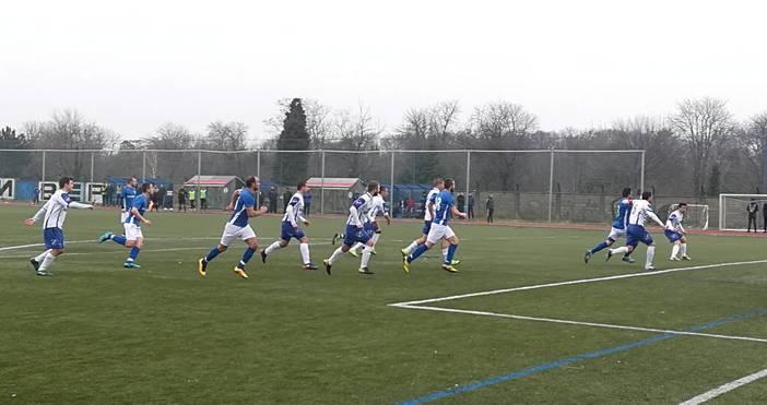 Суворово и Спартак завършиха наравно 1:1 в мач от деветия