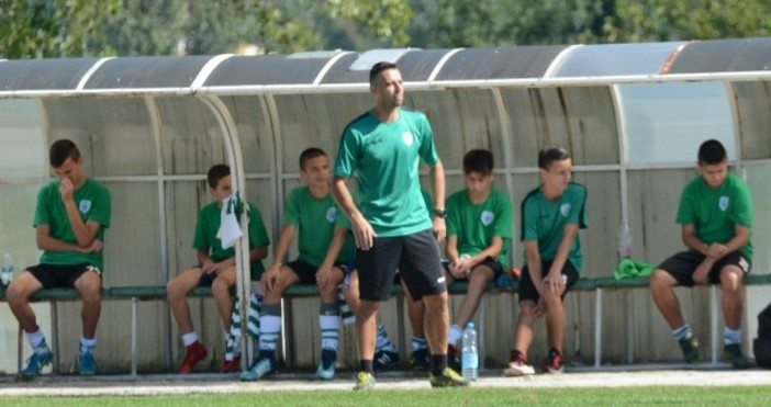 15-годишните футболисти на Черно море отстъпиха с 1:2 при гостуването