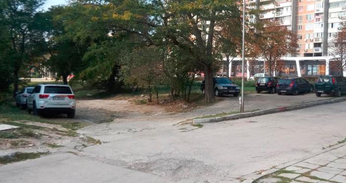 Снимки читателСиня зона във Варна може и да има, но