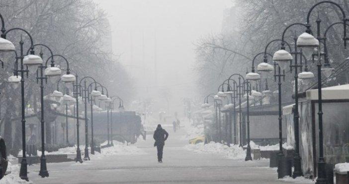 Метеоролозите предвиждат, че до седмица Великобритания ще бъде скована от