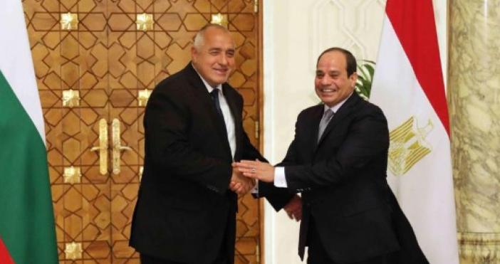Снимки фейсбукБългария и Египет, наред с изключителните природни, исторически и