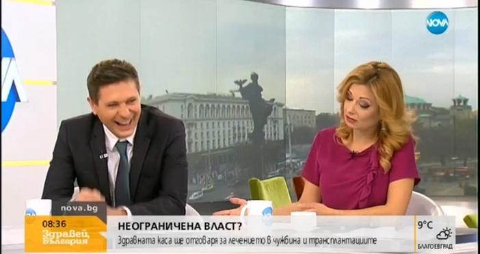 Бившият зам.-министър на здравеопазването д-р Мирослав Ненков разведри до краен