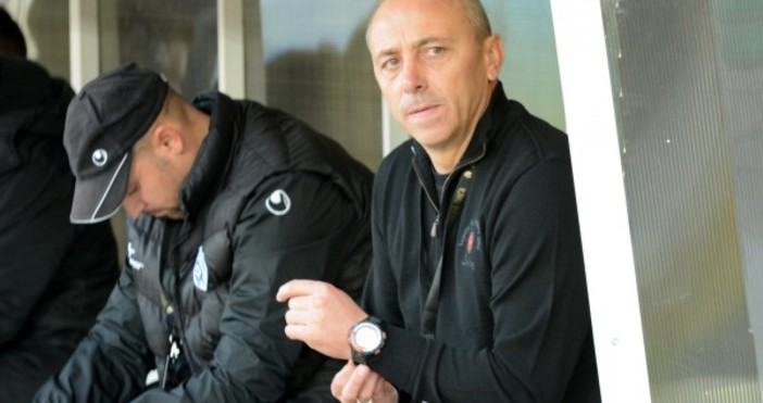 Треньорът на Черно море Илиан Илиев говори запредстоящия мач за