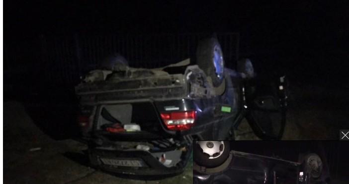 Автомобилът й се ударил във внезапно излезли на пътя конеБезстопанствени