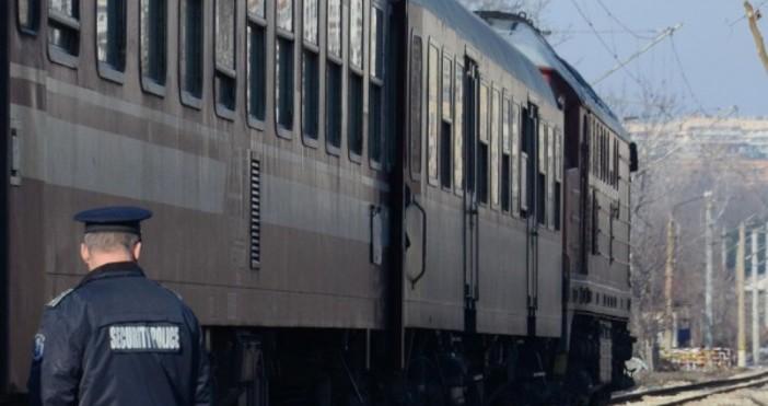 Снимка БулфотоУбийството във влака на гара Вакарелпостави темата за сигурността
