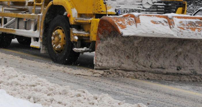 Зимното поддържане на пътищата вече е в ходЗимното поддържане на