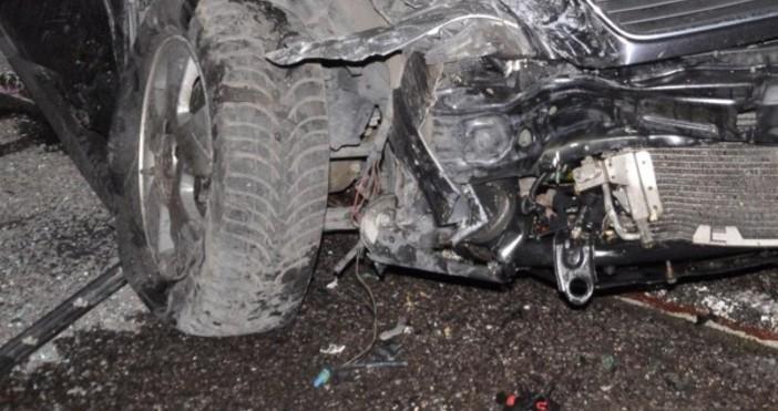 Верижна катастрофа между 7 автомобила е станала в района на