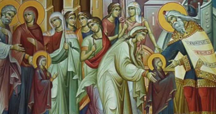 21 ноември – Ден на християнското семействоНа този ден, народът