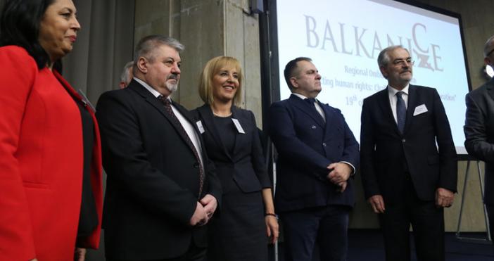 ОмбудсманътМая Манолова бе избрана за председател на мрежата на балканските