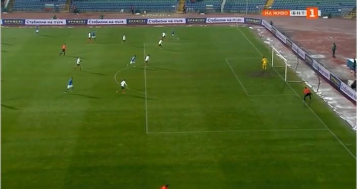 България играе срещу Словения решителна среща от група 3 в