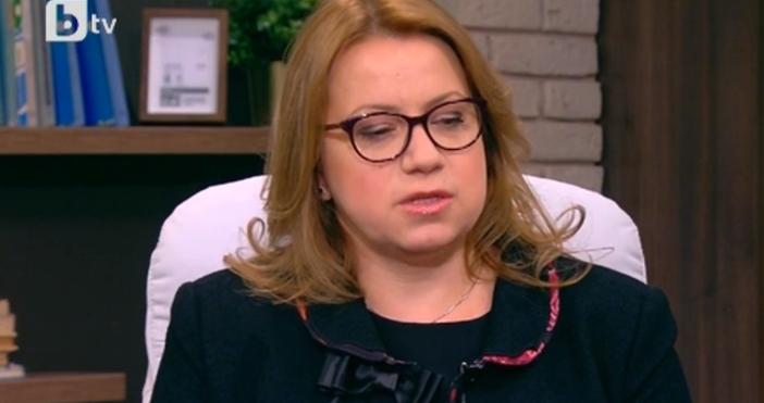 "Зам-.председателят на БСП Деница Златева заяви току що в ""Тази"