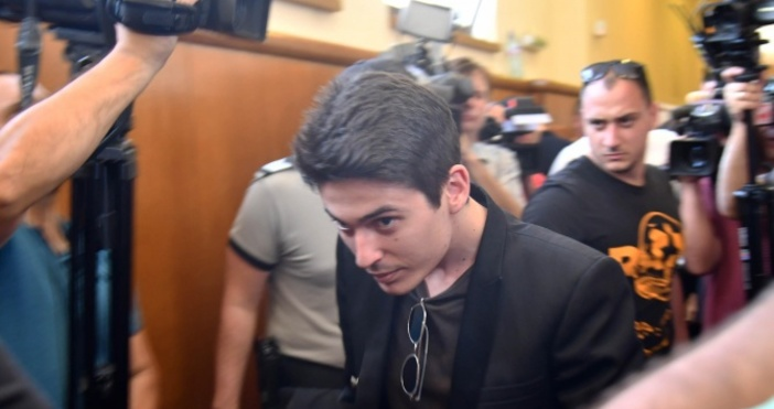 Снимка БулфотоСпецсъдът остави в ареста сина на хотелиера Ветко Арабаджиев
