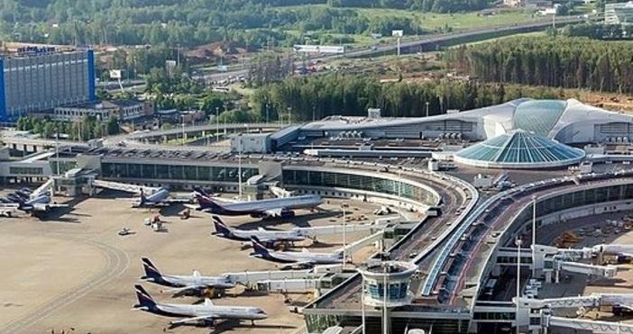 Снимка УикипедияМлад мъж е прегазен от излитащ самолет на московското