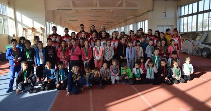 Лекоатлетически клуб Евър-Варна изпраща една много успешна 2018 г. Състезателите