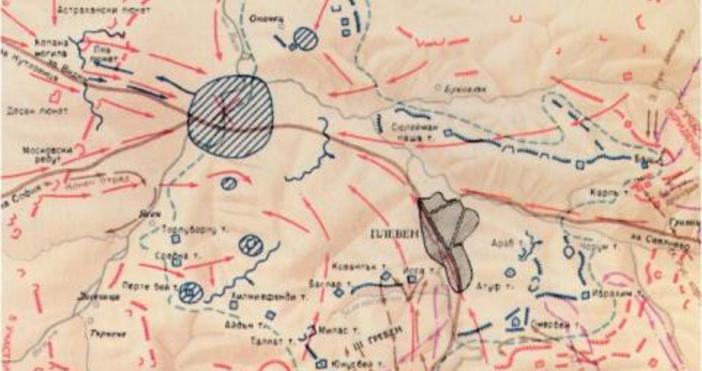 На 10 декември 1877 г. Плевен пада след петмесечна обсада.
