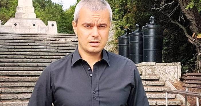 Костадин Костадинов, Фейсбук
