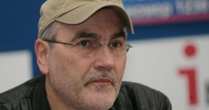 Журналистът Иван Бакалов изригна с гневен коментар поповод изявлението на