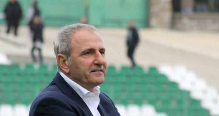 Най-успешният треньор на Черно море – Никола Спасов, празнува днес