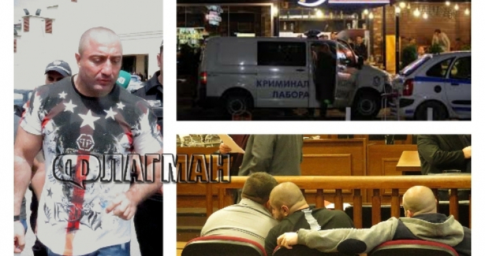 Божидар стана и подаде ръка на Димитър Желязков. В същото