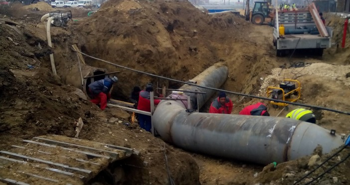 Над 60 процента загуби на вода по мрежата на ВиК