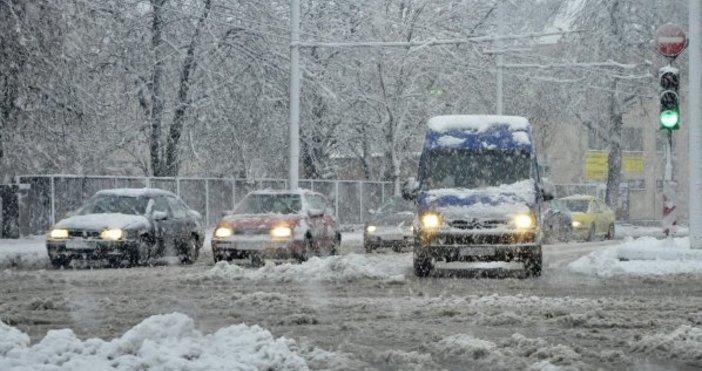Снимка БулфотоОт пътна полиция отправиха апел към водачите да не