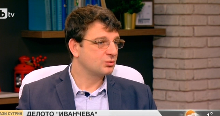 Кадър: БТВДимитър Марковски - защитник на бившия кмет на Младост