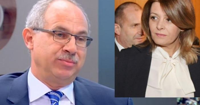 Антон Тодоров от ГЕРБ продължава да атакува президента и жена