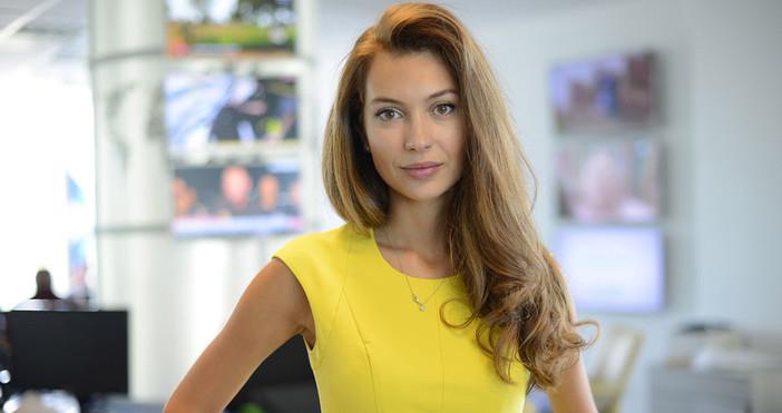Чаровната синоптичка Никол Станкулова стана майка преди месец, но чак