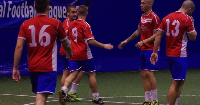 Лидерът в класирането на Втора лига на МФЛ-Варна Grey goose