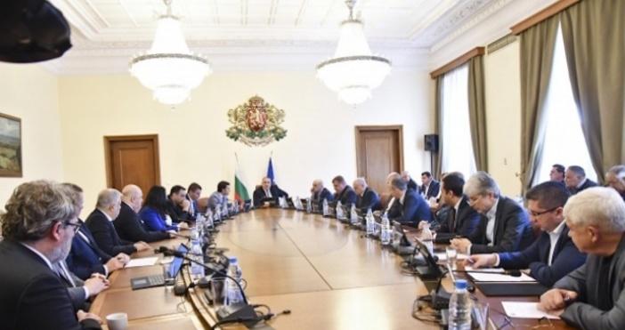 Снимка БулфотоУтре, на редовно заседание, правителството ще разгледа Проект на