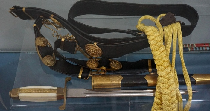 """снимки: БулфотоВъв Военноморският музей се откри традиционната годишна изложба """"По"""