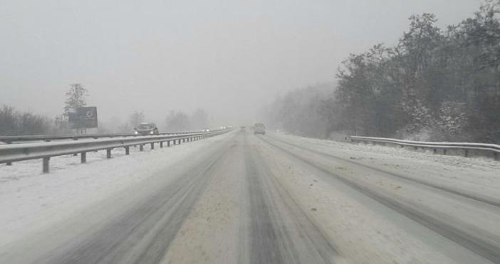 снимка: Канал 3Жълт код за силен вятър и снеговалежи е