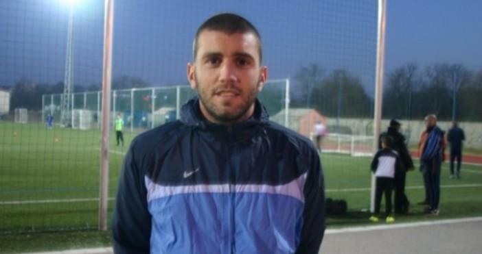 Варненският нападател Владислав Мирчев скъса ахилес по време на футбол