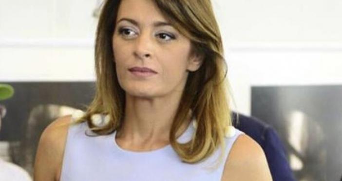 Съпругата на президента Румен Радев - Десислава Радева, честити новата