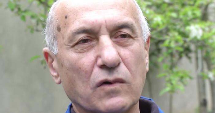 Легендарният футболист на Черно море, ЦСКА и националния отбор на