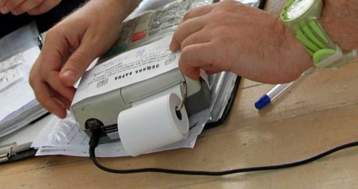 Хиляда и петстотин касови апарати вече работят според новите изисквания