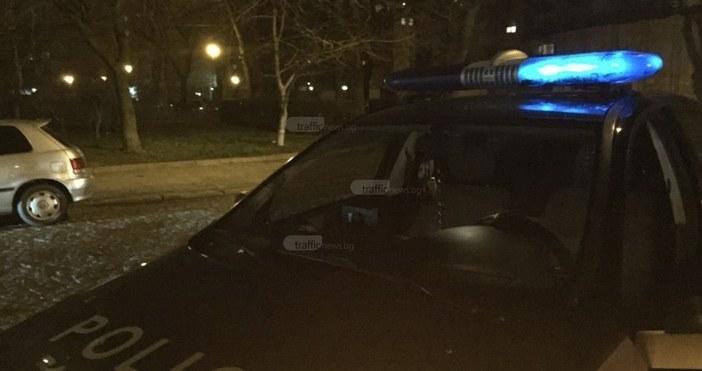 Жена преспа в ареста и отнесе 100 лева акт за