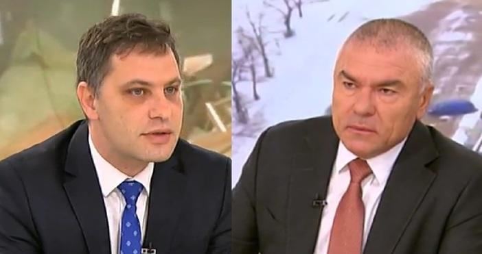 Депутатът от Обединени патриоти Александър Сиди от квотата на ВМРО
